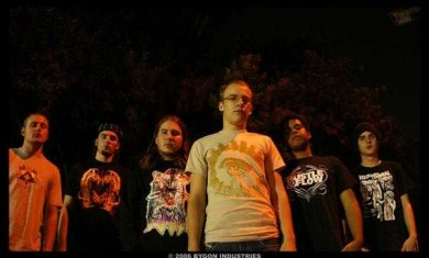 THE FACELESS - Intervista La Nuova Linfa - 2007