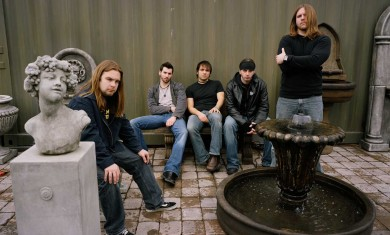 UNEARTH - Intervista Boston Fuckin Metal! - 2007