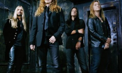 MEGADETH - Intervista Angry Again - 2007
