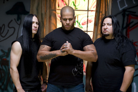 DIVINE HERESY - Intervista Dino's back! - 2007