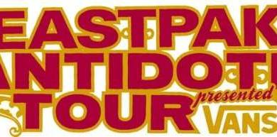 EASTPAK ANTIDOTE TOUR 2007 - Concerto - 2007