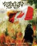 STORMLORD - Copertina The Battle Of Quebec City - 2007