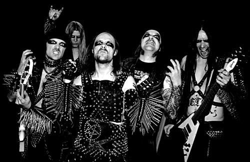 NIFELHEIM - Intervista Gli intermediari di Lucifero - 2008