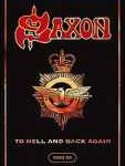 SAXON - Copertina To Hell And Back Again - 2008
