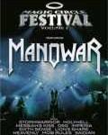 MANOWAR - Copertina Magic Circle Festival Vol. I - 2008