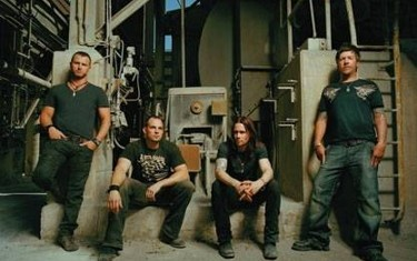 ALTER BRIDGE - Intervista Crossing the Bridge - 2008