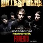Hatesphere + Neurasthenia + Fomento + Neptune