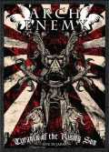 ARCH ENEMY - Copertina Tyrants Of The Rising Sun – Live In Japan - 2008