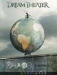DREAM THEATER - Copertina Chaos In Motion - 2008