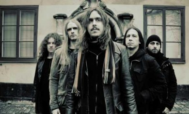 OPETH - Intervista Ecco 'The Roundhouse Tapes'! - 2008