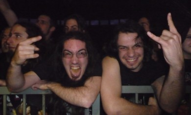 DESTRUCTION + DEBAUCHERY + SCARED TO DEATH - Concerto - 2008