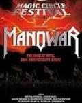 MANOWAR - Copertina Magic Circle Festival Vol. 2 - 2008