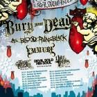 Santa Slaughter Tour: Bury Your Dead + Full Blown Chaos + Emmure
