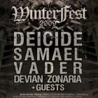 Deicide + Samael + Vader + Devian + Order Of Ennead + The Amenta