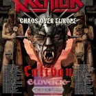 Kreator + Caliban + Eluveitie