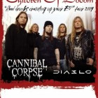 Children Of Bodom + Cannibal Corpse