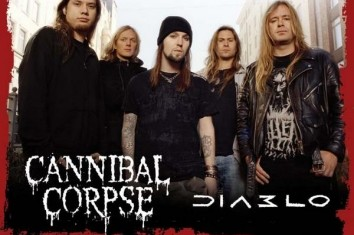 CHILDREN OF BODOM + CANNIBAL CORPSE - Concerto - 2009