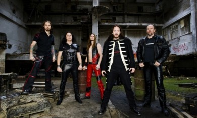 HAMMERFALL - Intervista By Any Means Necessary - 2009