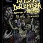 The Black Dahlia Murder + Cephalic Carnage + Psycroptic