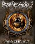 ROTTING CHRIST - Copertina Non Serviam - A 20 Year Apocryphal Story - 2009