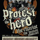 Protest The Hero + The Chariot + The Human Abstract