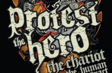 PROTEST THE HERO + THE CHARIOT + THE HUMAN ABSTRACT - Concerto - 2009