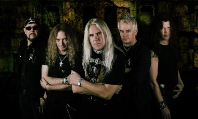SAXON - Intervista Live To Rock - 2009