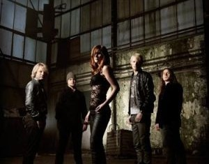 DELAIN - Intervista Let It Rain - 2009