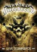 HATEBREED - Copertina Live Dominance - 2009