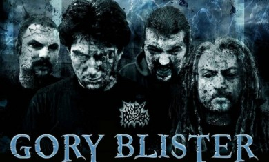 GORY BLISTER - Intervista Orgoglio E Disincanto - 2009