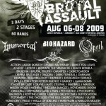 BRUTAL ASSAULT 2009 - Concerto - 2009