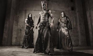 BEHEMOTH - Intervista L' evangelizzazione death metal - 2009