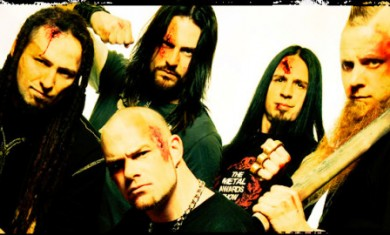 FIVE FINGER DEATH PUNCH - Intervista Round Two! - 2009