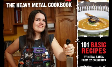 'HELLBENT FOR COOKING': IN CUCINA CON LE STAR DEL METAL! - Articolo - 2009