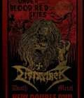 DISMEMBER – Under Bloodred Skies