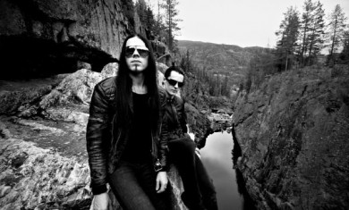 SATYRICON - Intervista Out Of The Dark - 2009