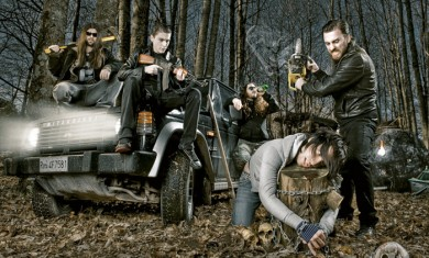 FOMENTO - Intervista La guerra agli emo è iniziata - 2010