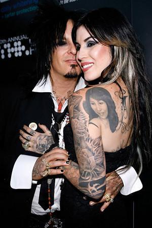 Consider, that Nikki sixx kat von d tattoo