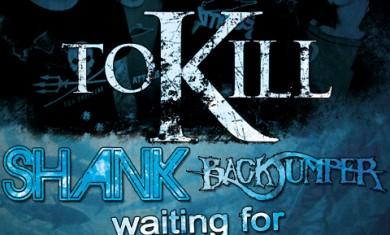 TO KILL, SHANK, BACKJUMPER E WAITING FOR BETTER DAYS IN CONCERTO A BARI! - Articolo - 2010