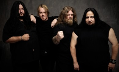 FEAR FACTORY - Intervista Resurrection Machine - 2010