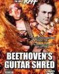THE GREAT KAT - Copertina Beethoven's Guitar Shred - 2010
