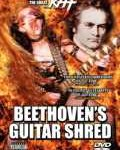 THE GREAT KAT - Copertina Beethoven's Guitar Shred - 2010