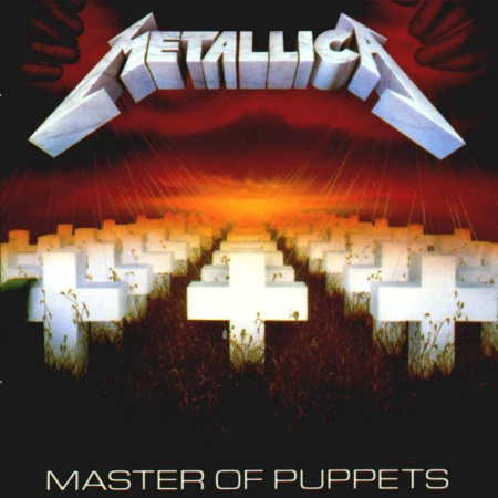 """METALLICA: """"MASTER OF PUPPETS"""" è IL MIGLIOR ALBUM HEAVY METAL DI TUTTI I TEMPI - Articolo - 2010"""