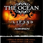 THE OCEAN + LIFEND + ADIMIRON + SUNPOCRISY - Concerto - 2010
