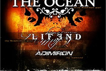 THE OCEAN + LIFEND + ADIMIRON + SUNPOCRISY - Concerto - 2010