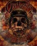 OBITUARY - Copertina Live Xecution - Party.San 2008 - 2010