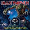 IRON MAIDEN - Copertina The Final Frontier - 2010