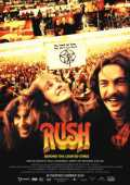 RUSH - Copertina Beyond the Lighted Stage - 2010
