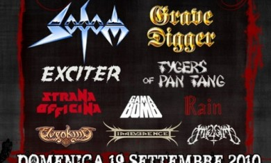 ROCK HARD FESTIVAL ITALIA: METALITALIA.COM RINGRAZIA - Articolo - 2010
