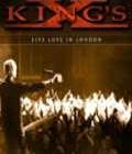 KING'S X – Live Love In London